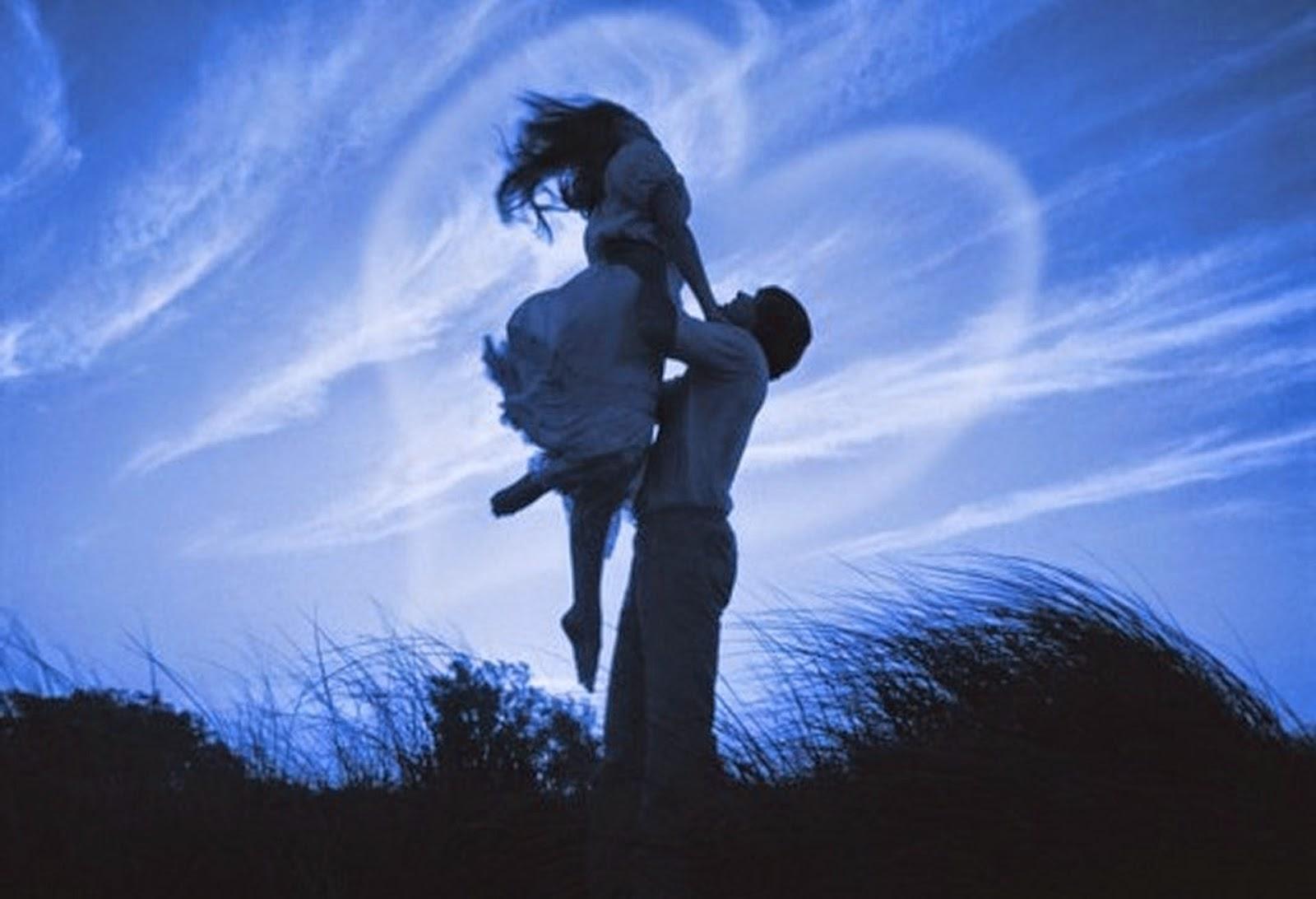 pareja enamorados cartas de amor y pasión