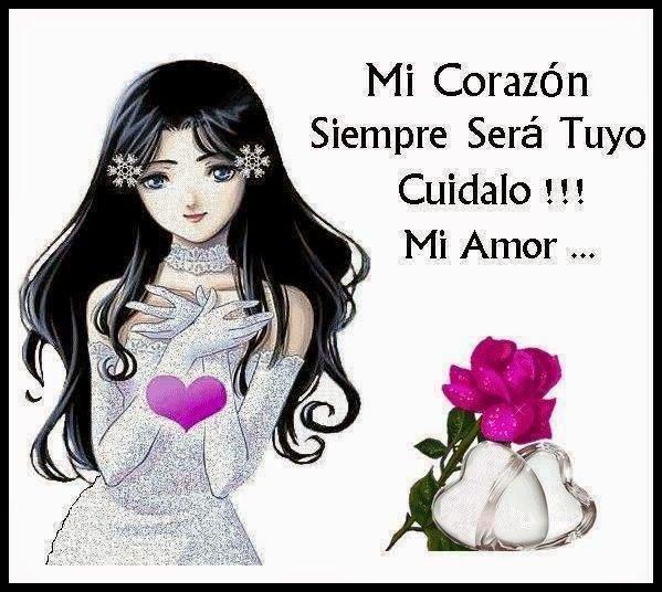 Mi Corazon Es Tuyo Amor Www Imagenesmi Com
