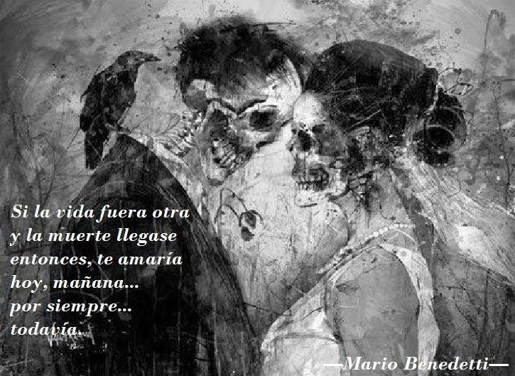 Frases de amor en imágenes, vida,muerte,amaría,hoy,mañana,siempre.